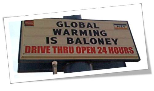 Global Warming is Baloney