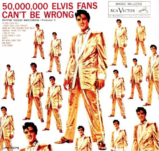 50 million Elvis fans